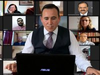 TravelShop Turkey, UFTAA Başkanına sunum yaptırdı