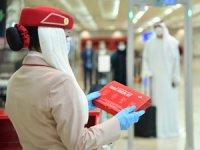 Emirates, uçuşlarına yeni tedbirler uyguluyor