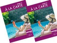 Bentour Reisen A La Carte Ve Villa Kataloglarını Tanıtıyor