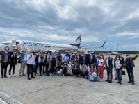 Sunexpress, İzmir'den ilk uçuşunu gerçekleştirdi