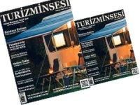 Turizmin Sesi Dergimizin HAZİRAN Sayısı Yayında