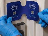 Hilton Istanbul Maslak'ta Dijital Anahtar uygulaması