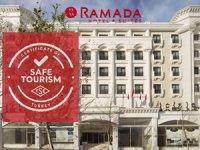 Ramada Merter'e Güvenli Turizm Sertifikası