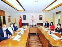 I-MICE derneği üyeleri Bakan Ersoy İle Görüştü