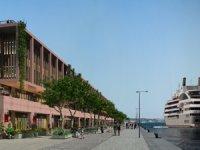 Galataport İstanbul'a uluslararası ödül