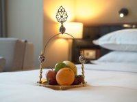 Sheraton İstanbul City Center, şehrin kalbinde yeşile açılan bir otel!