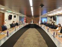 GTD YK Üyeleri Kültür ve Turizm Bakanlığı'nda