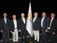İSTTA Üyeleri İstanbul'un en klas mekânlarından İstanbul Oligark'ta buluştu