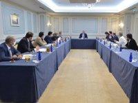 UBSAD Üyeleri sorunlarını Bakan Ersoy'a iletti