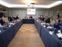 Bulgaristan Turizm heyeti Türkiye'de resmi ziyaretlerde bulundu
