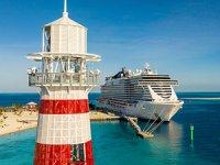 MSC Cruises'e Deniz Çevre Koruma Ödülü verildi