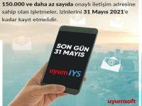 Tüketiciler, istemediği mesajları İYS'den engelleyecek