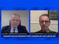TÜRSAB TV'de Pandeminin turizm sektörü üzerine etkileri konuşuldu