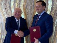 TAV Özbekistan'da havalimanlarını geliştirmek için işbirliği anlaşması imzaladı