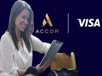 Accor, finansal ortağı Visa ile benzersiz avantajlar sunuyor