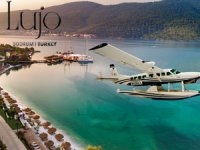 Lujo Hotel Bodrum'un yeni deniz uçağı ile denizleri uçarak keşfedin