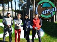 Avrupa'nın en büyük Pro-Am Golf Turnuvası 7. kez Regnum Carya' da