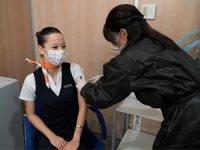 SunExpress uçuş ekipleri Covid-19 aşısı olmaya başladı