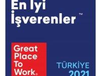 2021 yılının En İyi İşverenleri açıklandı