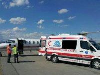 Dolunay Ambulans,  hava ve kara ambulans hizmeti  veriyor