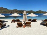 Datça Yarımadasında D Maris Bay'ın 5 farklı plajıyla tatil keyfi