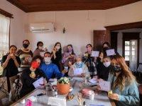 Köyceğiz'de Aromatik Bitkiler Evi'yle kadın istihdamına destek
