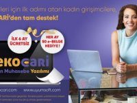 Kadın girişimcilere Uyumsoft'tan tam destek