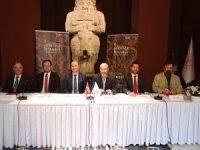 Heritage İstanbul Basın Toplantısı İstanbul Arkeoloji Müzelerinde yapıldı