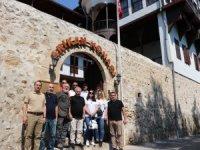 Turizmcilerden ilçelere tanıtım gezisi
