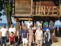 Karadeniz'in Parlayan Yıldızı Ünye Tur Operatörlerini Ağırladı