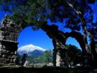 Tarihle Doğanın İç İçe Olduğu Kent: PHASELİS