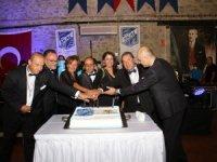 İzmir Skal Kulübü coşkulu kutlamalar ile yeni döneme umut ile girdi