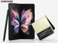 Galaxy Z Fold3 ve Z Flip3 için ön satışlar başladı!