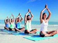 Vitalica Wellness'ta  düzenlenecek olan yoga kampına davetlisiniz