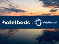 Hotelbeds, Visit Finland ile yeni bir ortaklığa giriyor