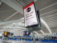Heathrow Havaalanı'nda Yeni Temassız Deneyim Başlıyor