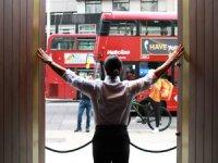 Nusr-Et Londra'daki ilk restoranıyla İngilizleri büyüledi