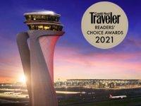 İstanbul Havalimanı dünyanın en iyileri arasında