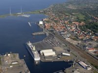 Kalundburg Kruvaziyer Limanı'nı 20 Yıl Süreyle İşletecek