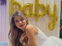 Ezgizem ve Yakari çiftinden Baby Shower Partisi