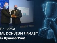 Lider ERP ve Dijital Dönüşüm Firması Ödülü Uyumsoft'un oldu