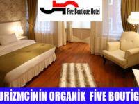 ORGANİK FİVE BOUTİGUE  OTEL