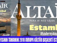 ALTAİR DERGİSİNDEN İSTANBUL JESTİ
