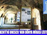 EFES ANTİK KENTİ'NDE UNESCO SEFERBERLİĞİ BAŞLADI