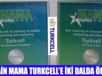 TURKCELL'E İKİ ULUSLARARASI ÖDÜL