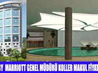 MARRIOTT İSTANBUL AİRPORT OTELİ AÇILDI