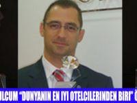 ALPER CAN BULCUM'A ÖDÜL