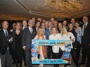 85. Dünya Skal Günü'nde Skal İstanbul bir araya geldi